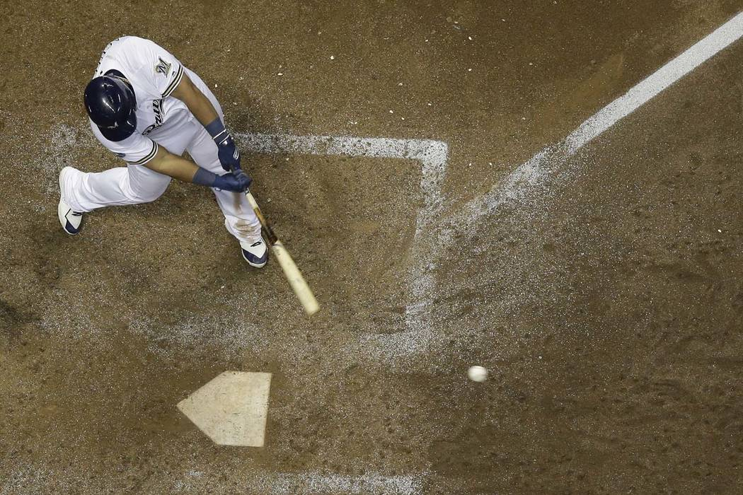 Brewers beat Dodgers 7-2, push NLCS to Game 7