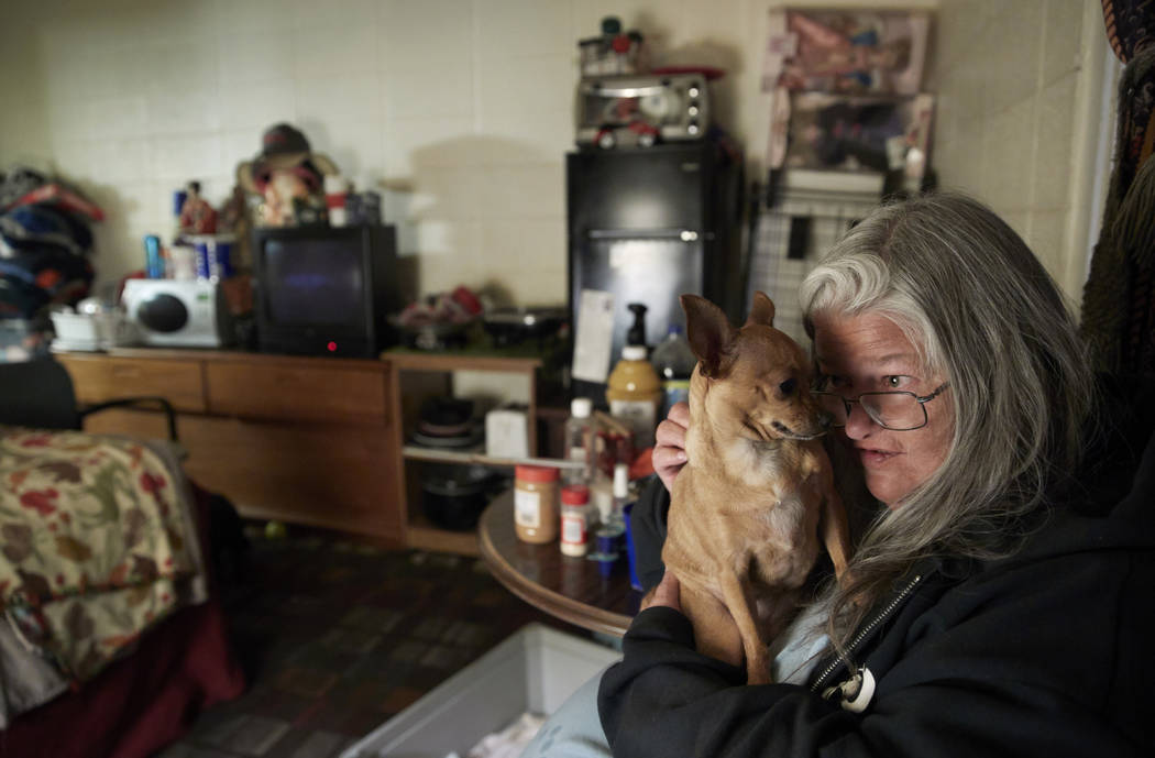 Reno's motor lodges become refuge as housing crisis grows