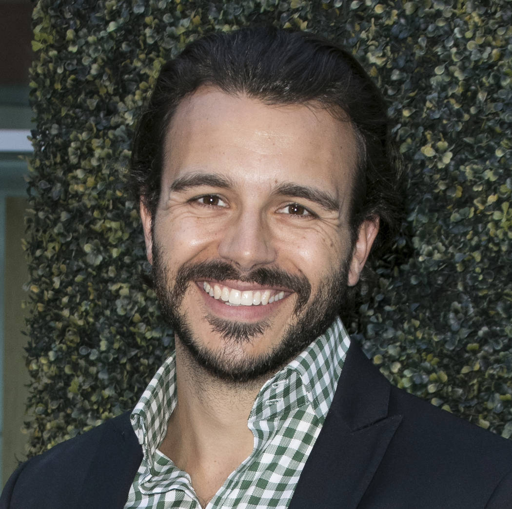 "In this May 4, 2015, file photo, Charlie Ebersol arrives at the LA Premiere of ""Where Hope Grows"" at Arclight Cinemas Hollywood in Los Angeles. The Alliance of American Football will kick off the ..."