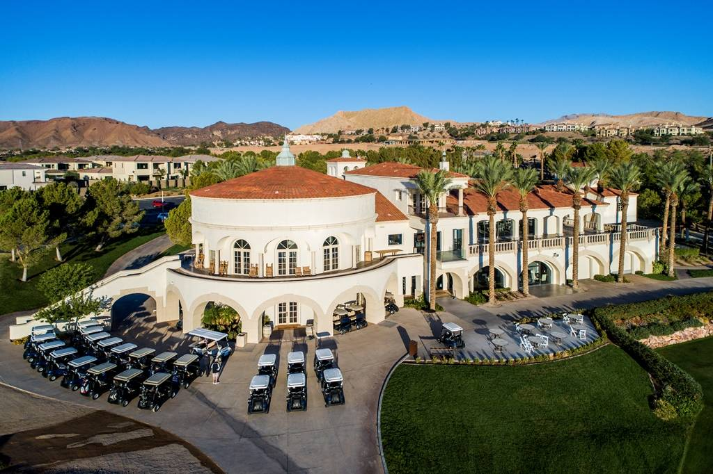 Reflection Bay Golf Club will host the Audi Henderson Las Vegas Golf Classic on Nov. 2. (Lake Las Vegas)