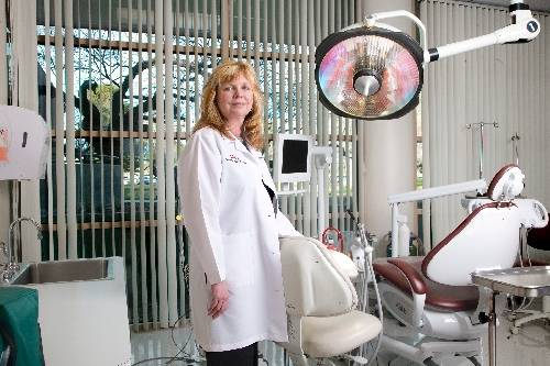Karen West, dean of the UNLV School of Dental Medicine, submitted her resignation in early October.