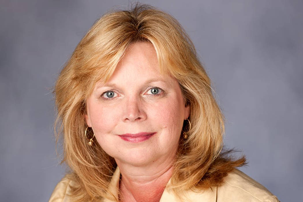 Dr. Karen P. West. UNLV photo.