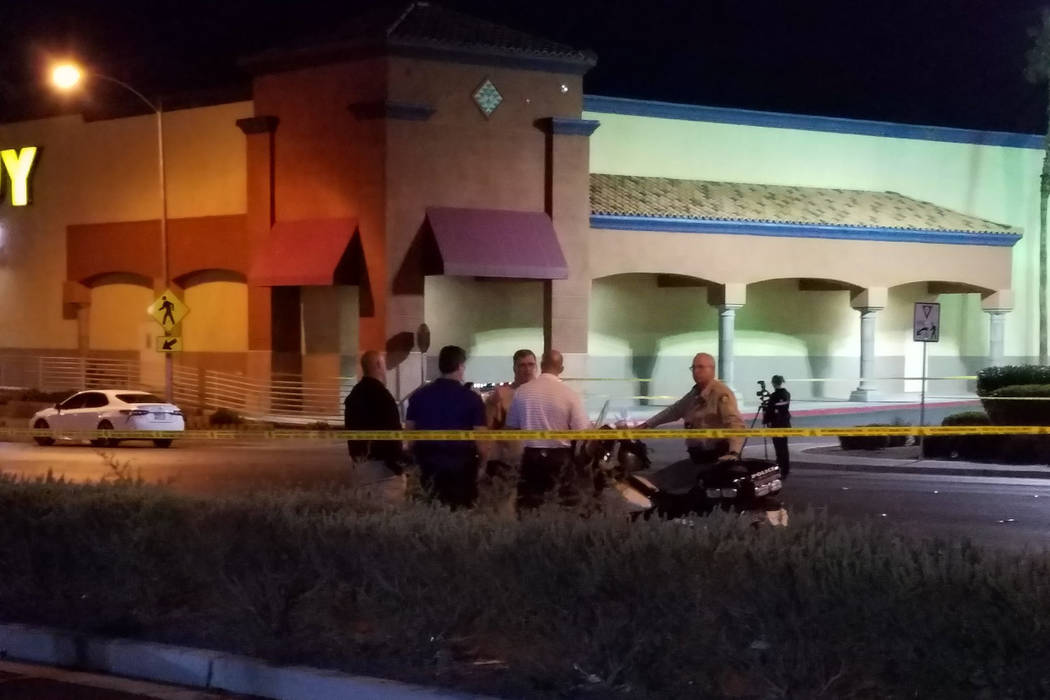 Coroner identifies boy killed after truck hits family in Las