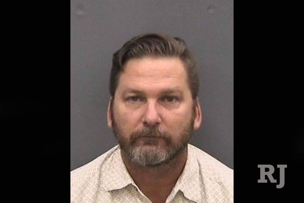 Bloomingdale High School teacher Mark Ackett, 49, was arrested on a charge of committing video voyeurism on school property as a school employee. Deputies say he placed hidden camera phones in a c ...
