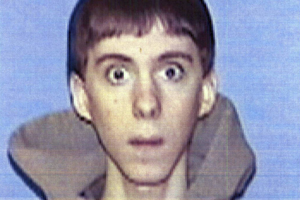 This undated identification file photo shows former Western Connecticut State University student Adam Lanza, who authorities said opened fire inside the Sandy Hook Elementary School in Newtown, Co ...