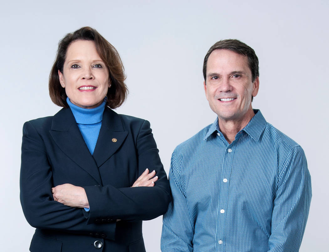 Robin and Robert Smith of the Smith Team at Keller Williams Las Vegas have helped hundreds of homeowners purchase a brand-new home while selling their current residence through the Nevada Builder ...