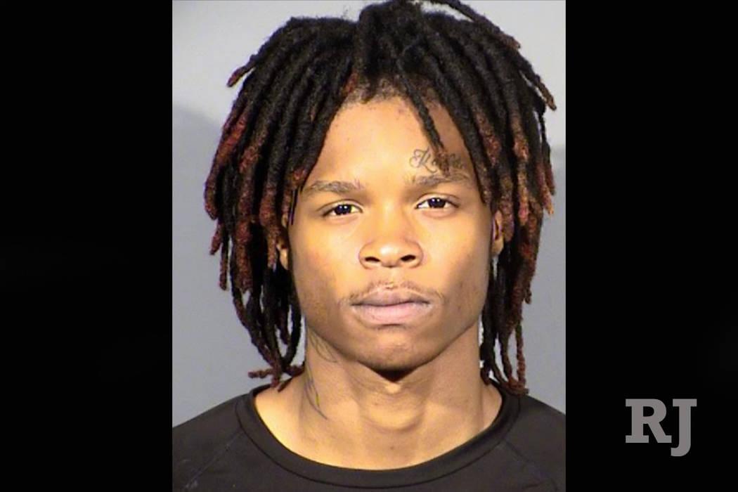 Anthony Carter, 19 (Las Vegas Metropolitan Police Department)