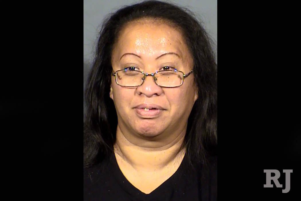 Pakulani Elizabeth Makuakane, 45 (Las Vegas Metropolitan Police Department)