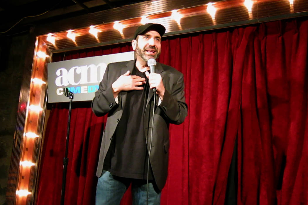 Dave Attell (Comedy Central)