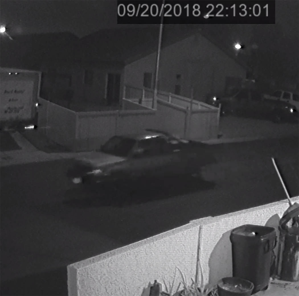 surveillance photo (Las Vegas Metropolitan Police Department)
