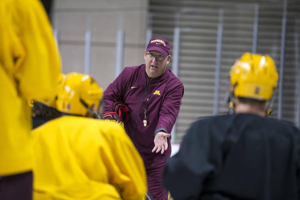 North Dakota, Minnesota Bring Storied Rivalry To Desert