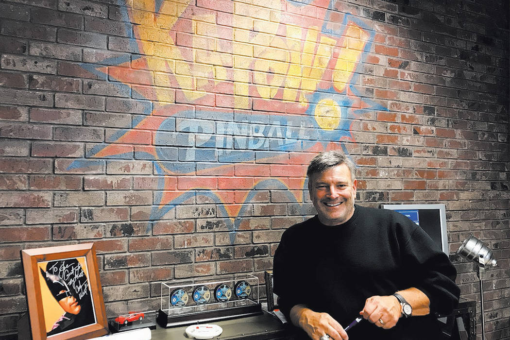 Joe Kaminkow, owner of Ka-Pow Pinball, created a Beatles pinball machine series in conjunction with Gary Stern of Stern Pinball. The machine's prices will range, but will be under $10,000, accord ...