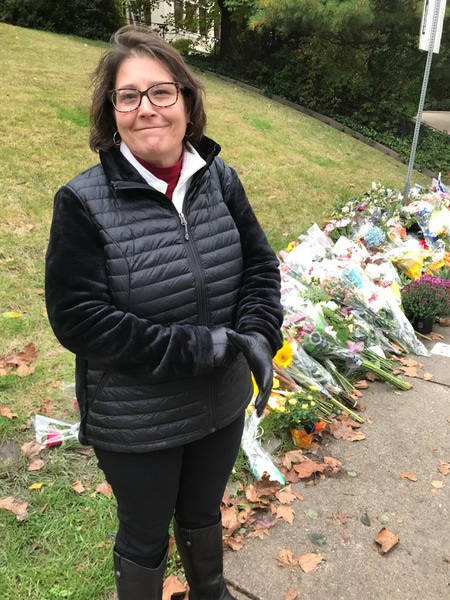 Patricia Conderato said Dr. Jerry Rabinowitz, who died a hero helping other victims of the synagogue shooting in Pittsburgh, was always there to help her family over the decades. Conderato came to ...