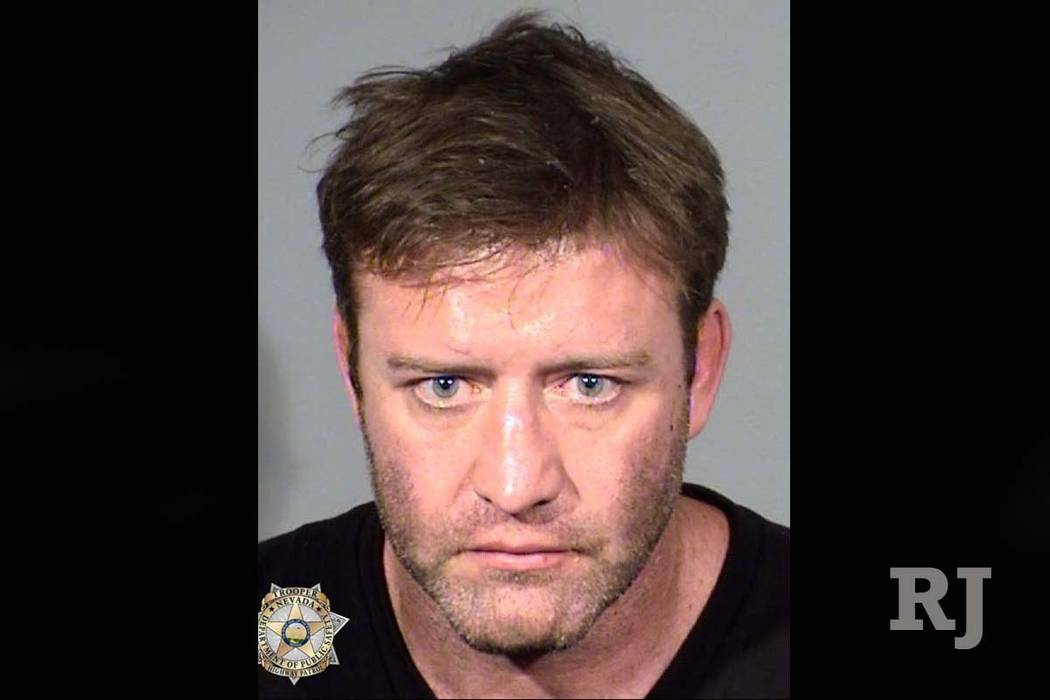 Stephan Bonnar (Nevada Highway Patrol)