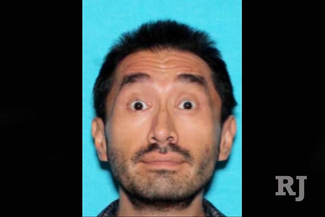 Lloyd Napouk (Las Vegas Metropolitan Police Department)