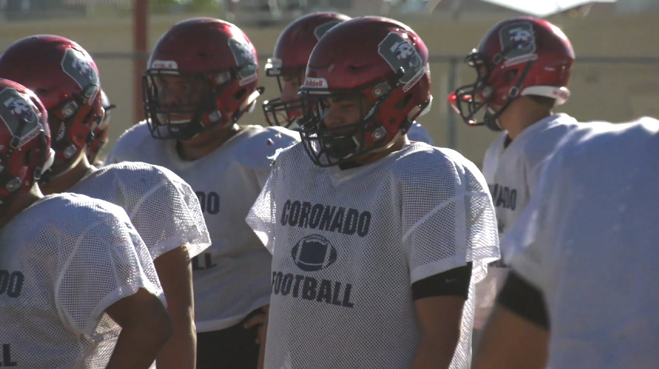 Nevada Preps Team of the Week: Coronado