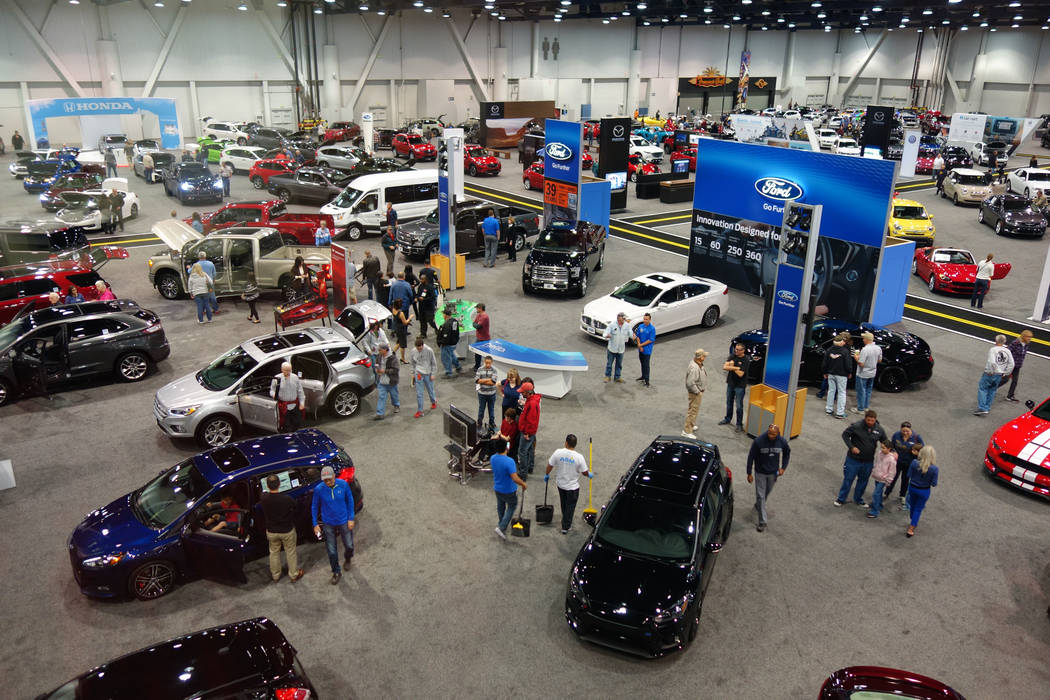 International Auto Show >> Motor Trend Show To Be Held This Weekend Las Vegas Review
