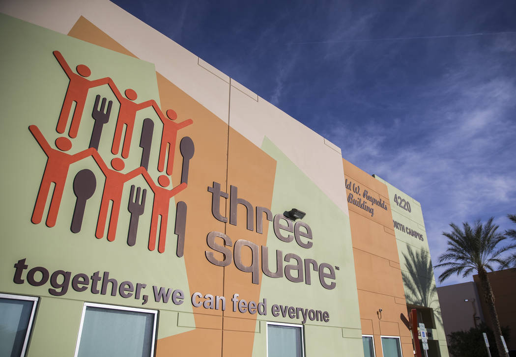 Three Square on Tuesday, November 13, 2018, in Las Vegas. Benjamin Hager Las Vegas Review-Journal