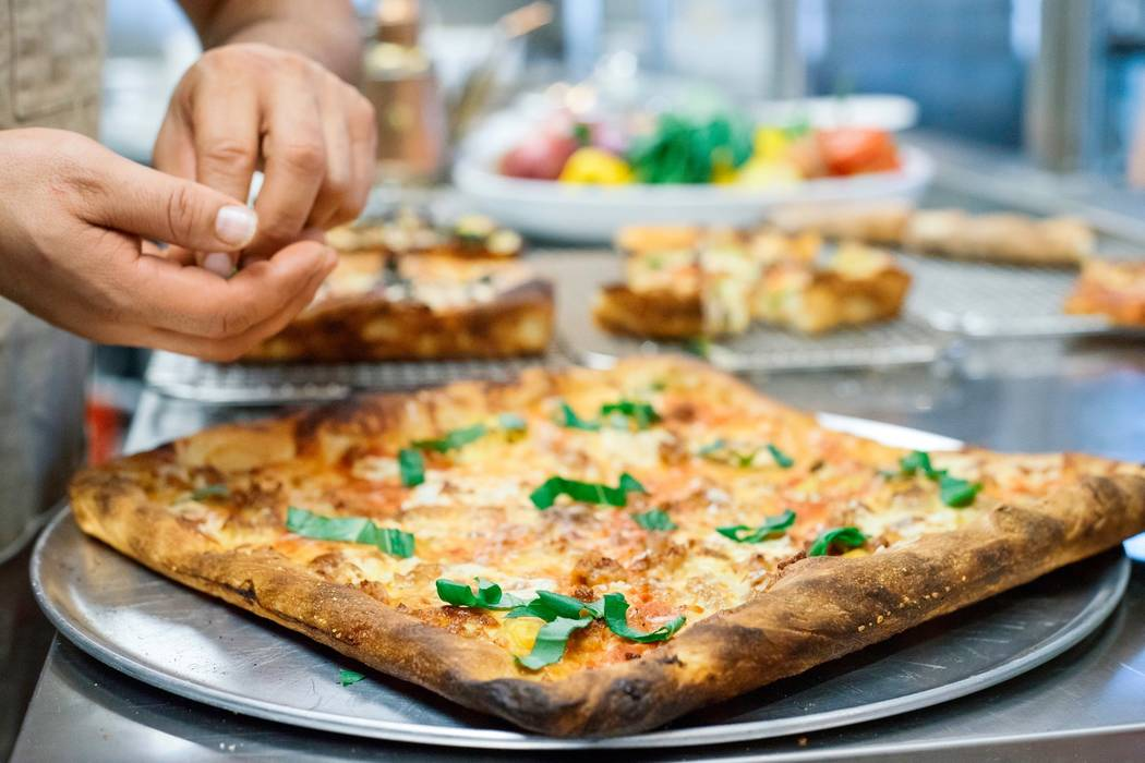 Good Pie pizza. (Facebook)