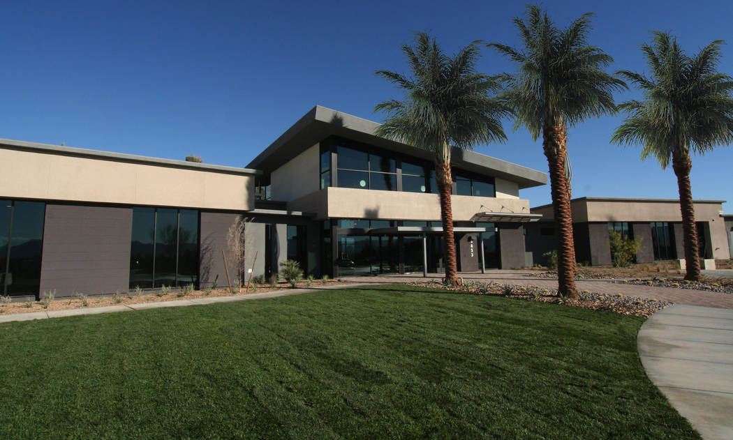 Ovation, an age-qualified community, in Mountain Falls will open its Lifestyle Club Nov. 3. (William Lyon Homes)