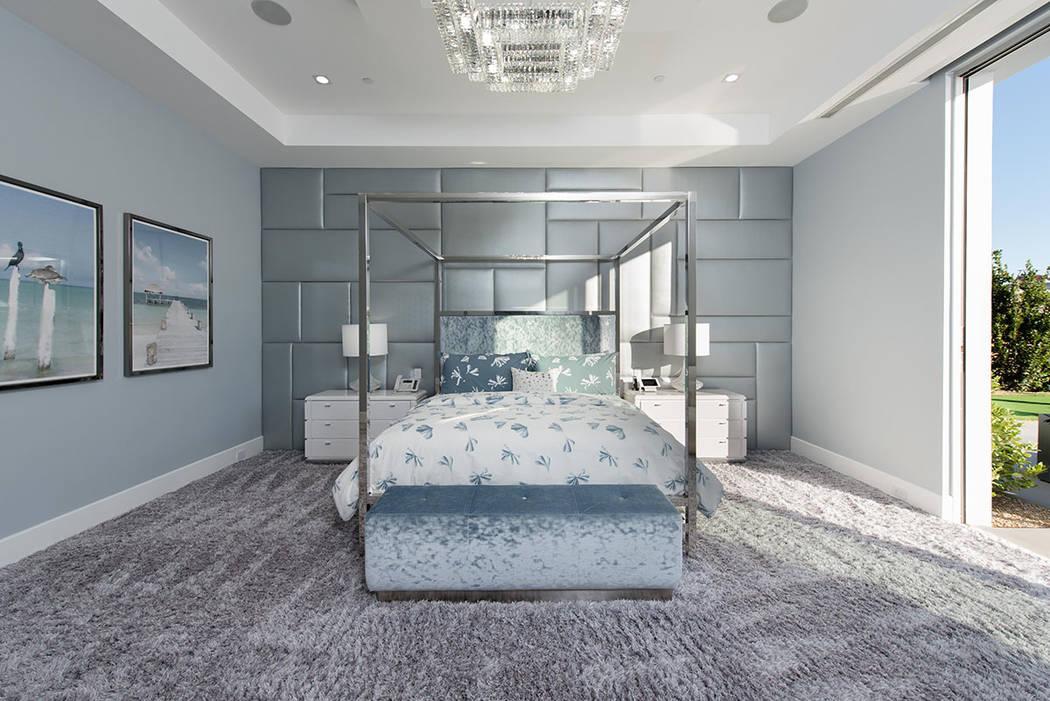 A secondary bedroom. (Steve Morgan)