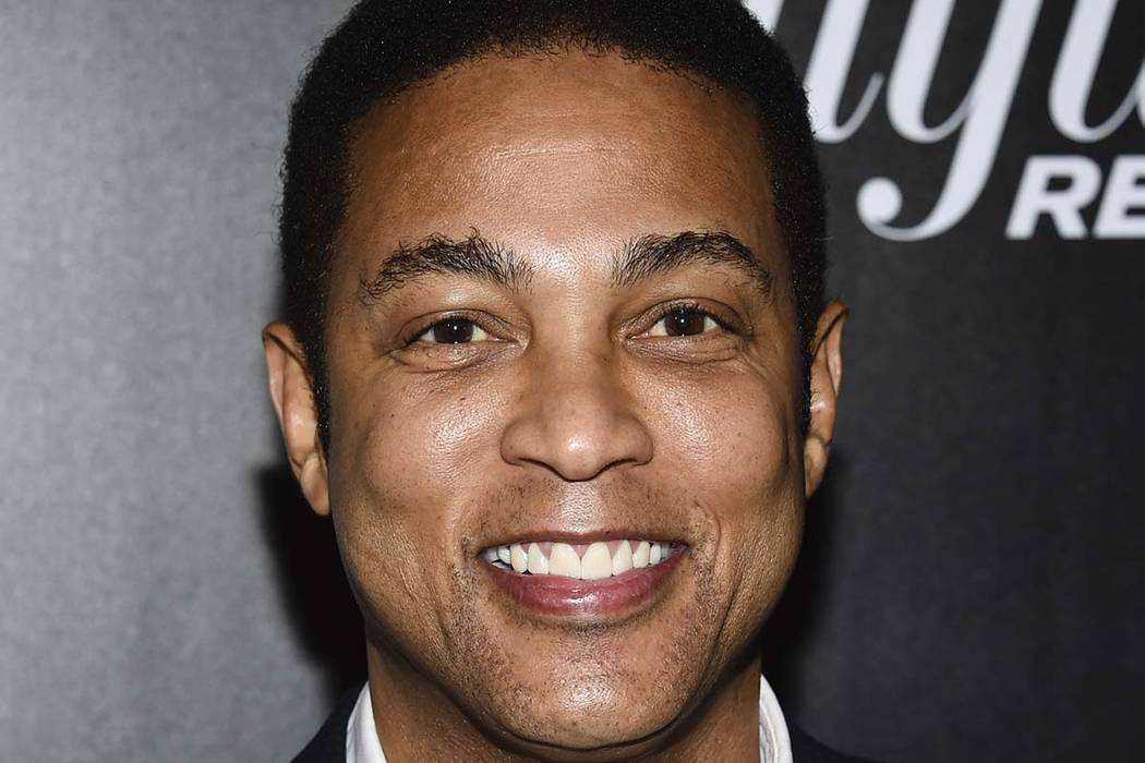 FILE - In this April 12, 2018 file photo, CNN news anchor Don Lemon attends The Hollywood Reporter's annual 35 Most Powerful People in Media event in New York. (Evan Agostini/Invision/AP, File)
