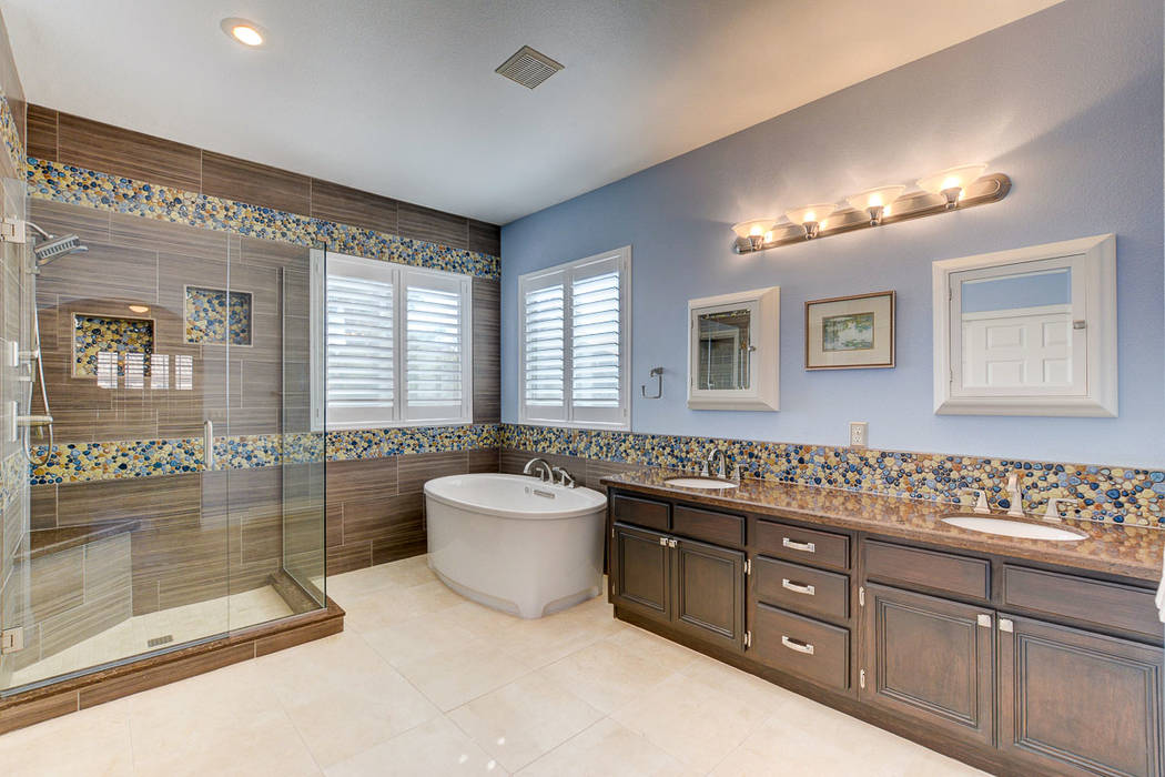Las Vegas Remodel and Construction The smallest room in your home tends to be the most expensive to renovate. That's because a typical bathroom remodel is heavy on costs for both labor and mater ...