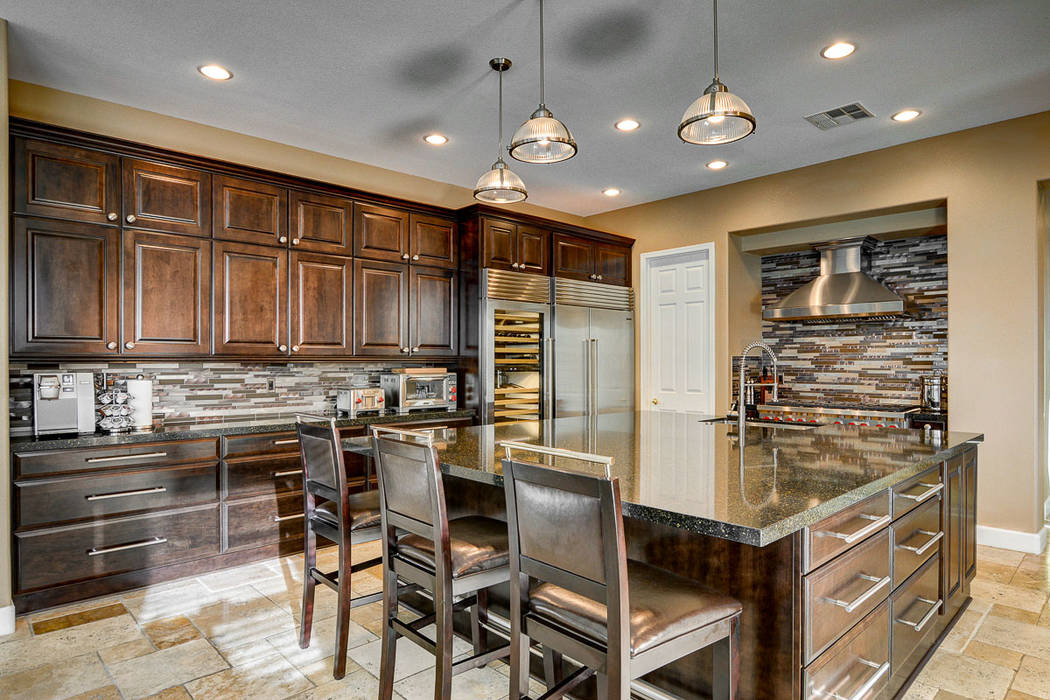Las Vegas Remodel and Construction When it comes to new kitchen countertops, cost depends mainly on two things: material and size.