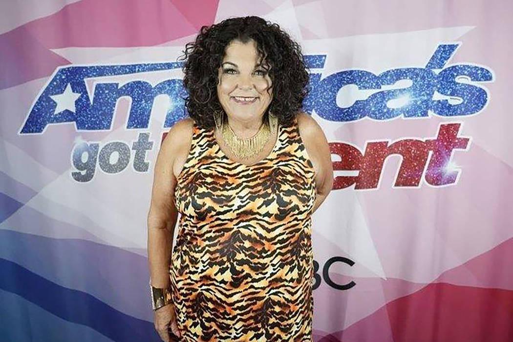 Vicki Barbolak (America's Got Talent)