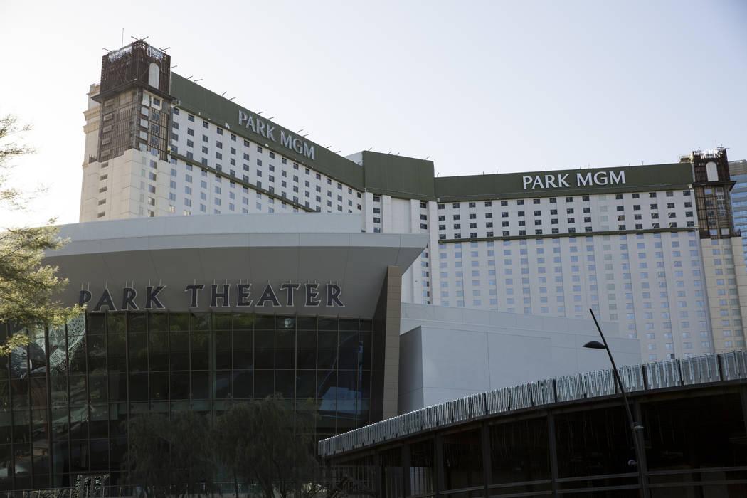 Park MGM and Italian marketplace Eataly will host a job fair Monday at the hotel-casino. Eatley is hiring 500 people. (Erik Verduzco/Las Vegas Review-Journal) @Erik_Verduzco