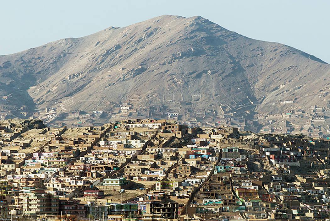 Kabul, Afghanistan (Thinkstock)