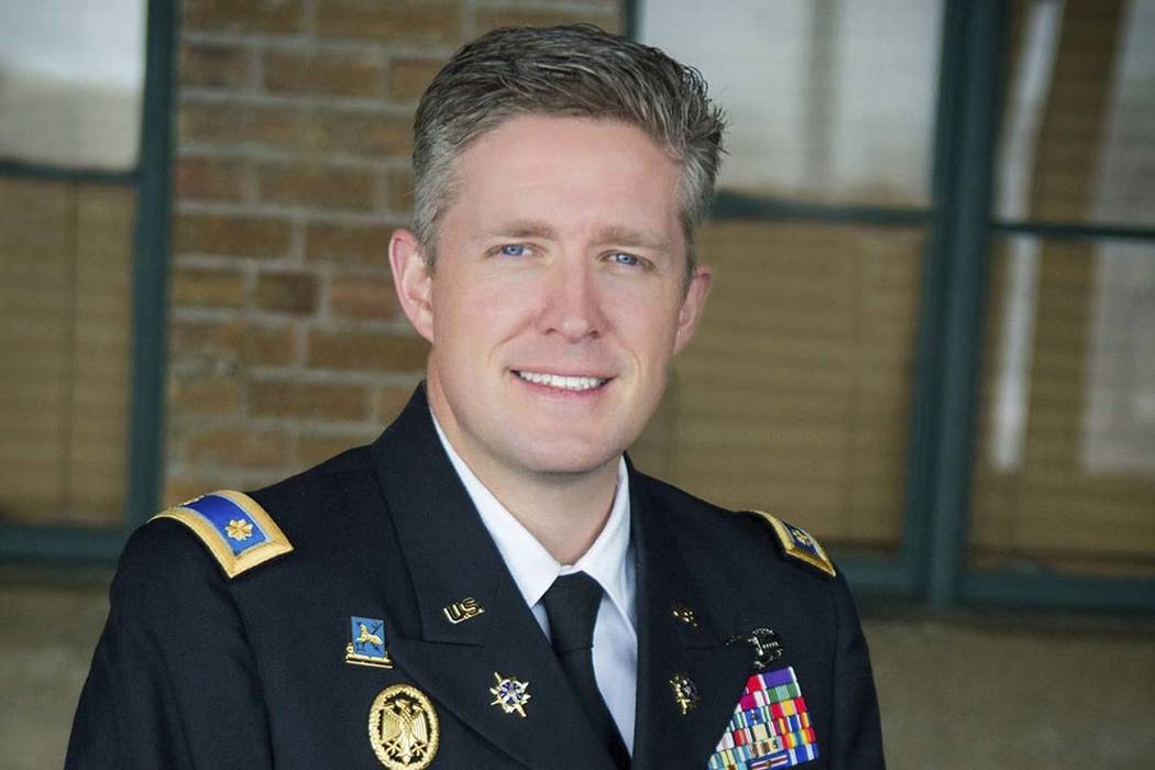 Maj. Brent Taylor of the Utah National Guard, former mayor of North Ogden, died in Afghanistan on Saturday, Nov. 3, 2018. Taylor was deployed to Afghanistan in January with the Utah National Guard ...
