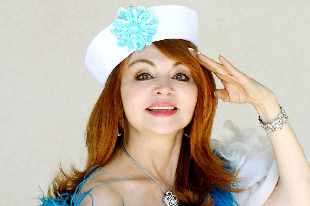 Comic great Judy Tenuta is to be honored by the Las Vegas Walk of Stars on Wednesday. (AP photo)