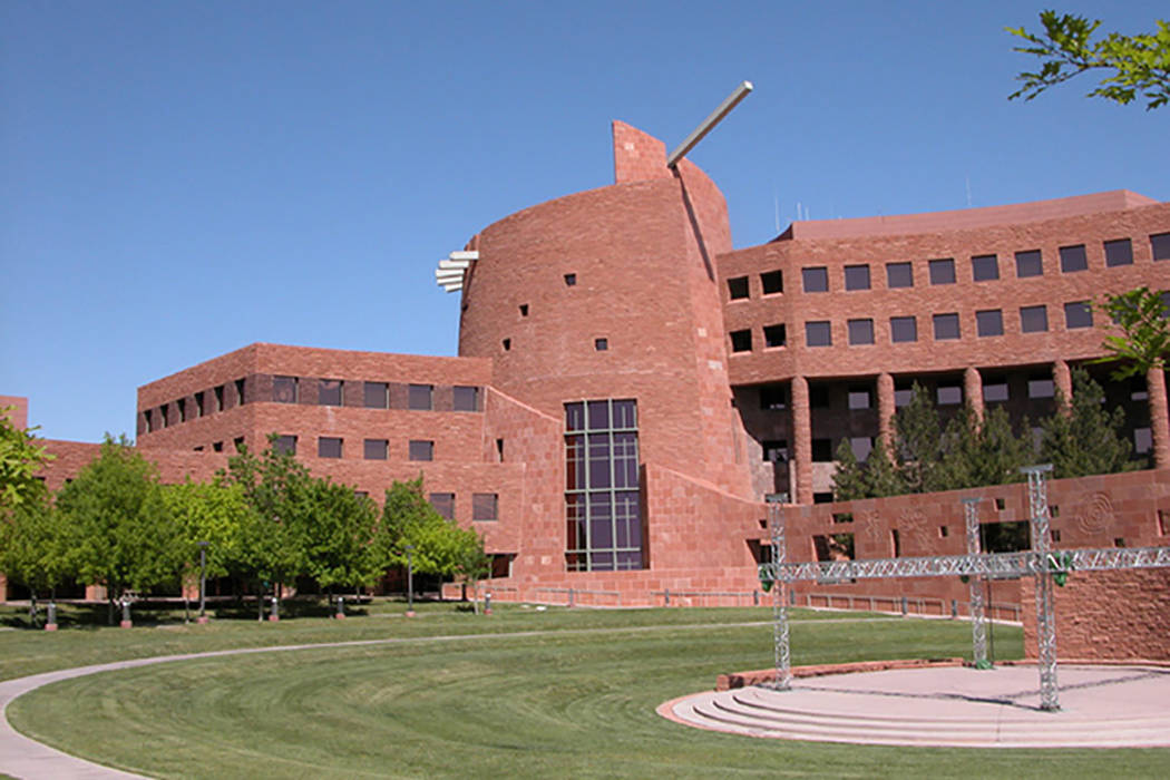 Clark County Government Building (Courtesy)