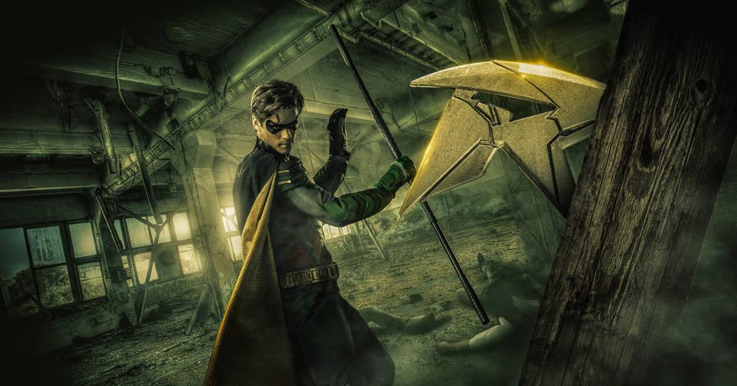 "Brenton Thwaites stars as Dick Grayson in ""Titans."" (Warner Bros. Entertainment)"