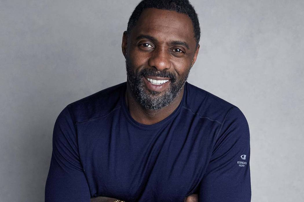 """In this Jan. 21, 2018, file photo, actor-director Idris Elba poses for a portrait to promote his film """"Yardie"""" at the Music Lodge during the Sundance Film Festival in Park City, Utah. (Taylor Jewe ..."""