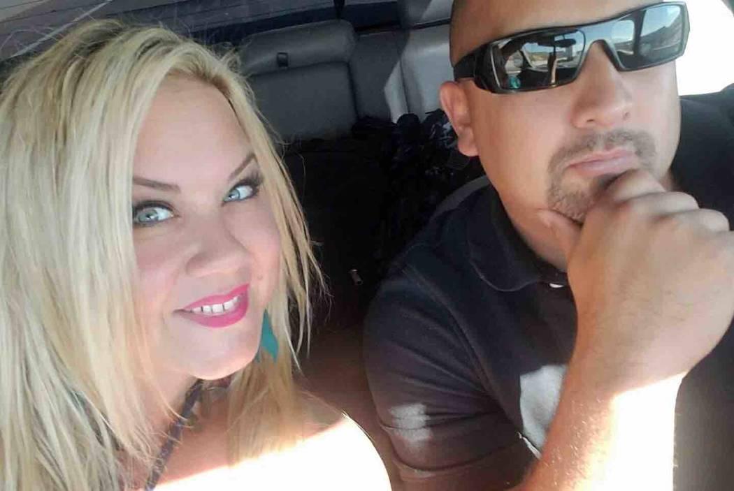 Heather Warino Alvarado and her husband, Albert Alvarado. (GoFundMe)