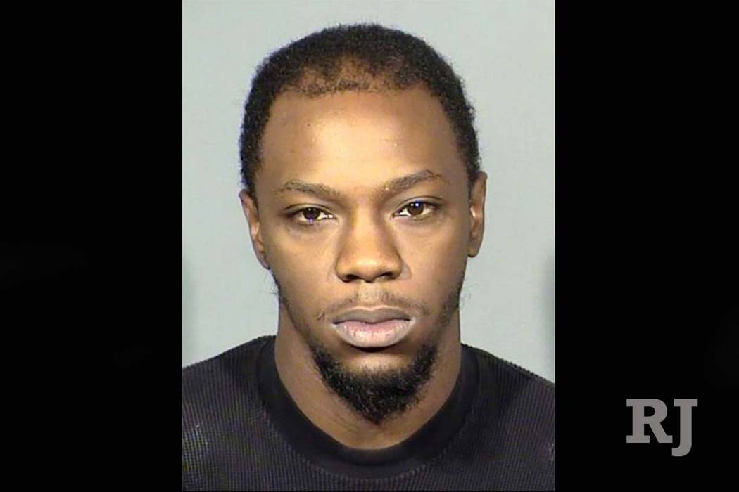 Daniel Adam-Jones (Las Vegas Metropolitan Police Department)