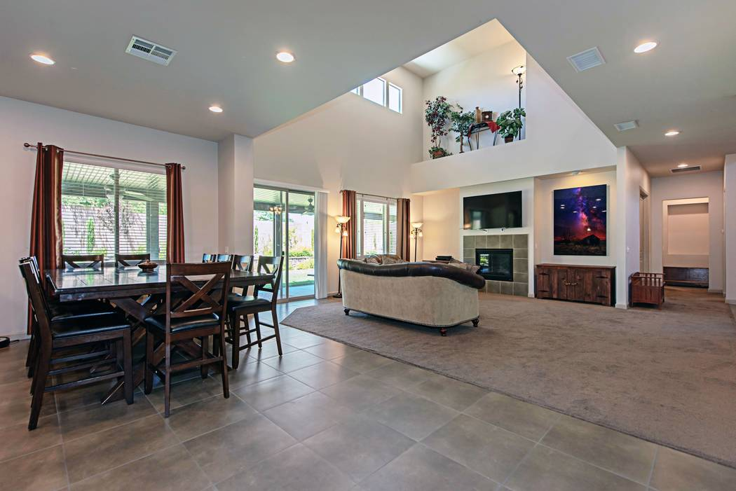 The home at 4039 Wild Eagle is owned by Christine Brown. (TMI Realty)