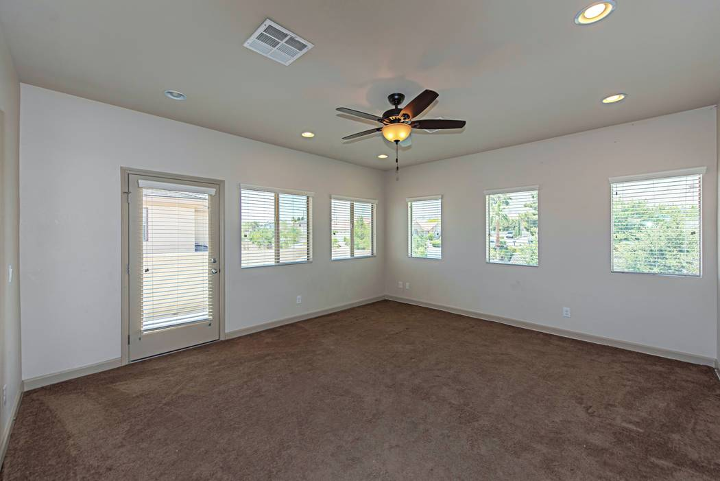 The home at 4039 Wild Eagle Circle has five bedrooms. (TMI Realty)