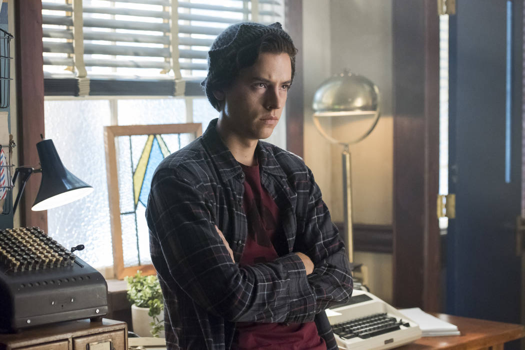 """Cole Sprouse as Jughead in """"Riverdale."""" Dean Buscher/The CW -- © 2018 The CW Network, LLC. All rights reserved."""