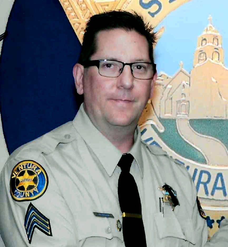 Ventura County Sheriff's Sgt. Ron Helus was killed Wednesday, Nov. 7, 2018, in a deadly shooting at a country music bar in Thousand Oaks, Calif. (Ventura County Sheriff's Department via AP)