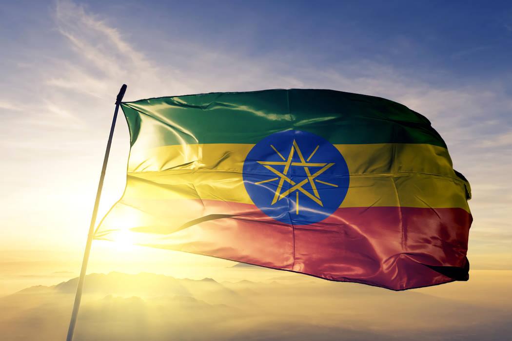 Ethiopian flag (Getty Images)