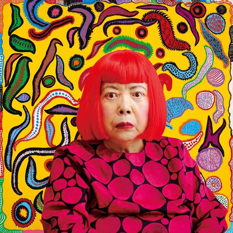 Yayoi Kusama (Ota Fine Arts, Tokyo/Singapore/Shanghai and Victoria Miro, London/Venice)