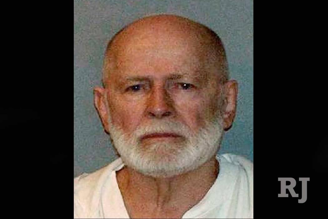 "Former Boston mob boss James ""Whitey"" Bulger (AP)"