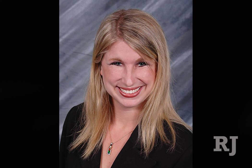 Julie Pazina (Las Vegas Review-Journal)
