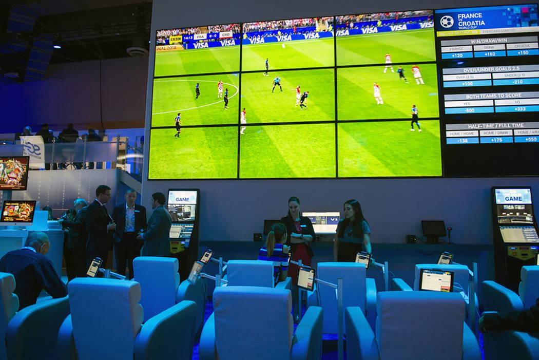social gaming sports betting