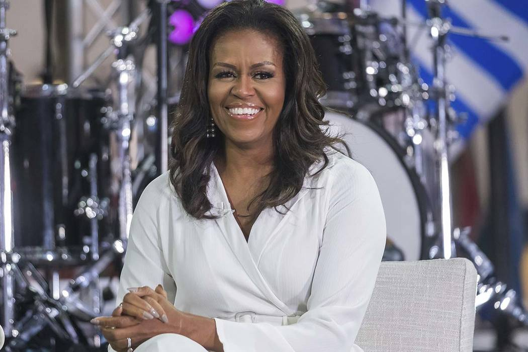 "Michelle Obama blasts President Donald Trump in her new book, recalling how she reacted in shock the night she learned he would replace her husband in the Oval Office and tried to ""block it all ..."