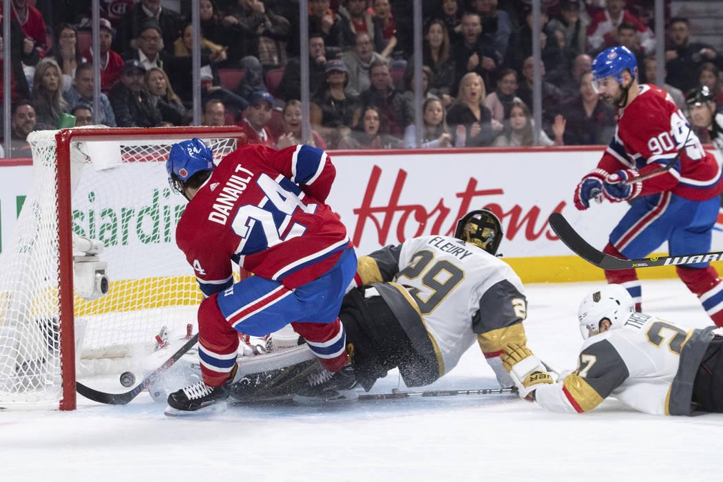 Tomas Tatar haunts Golden Knights in Canadiens  5-4 win  35f84f894