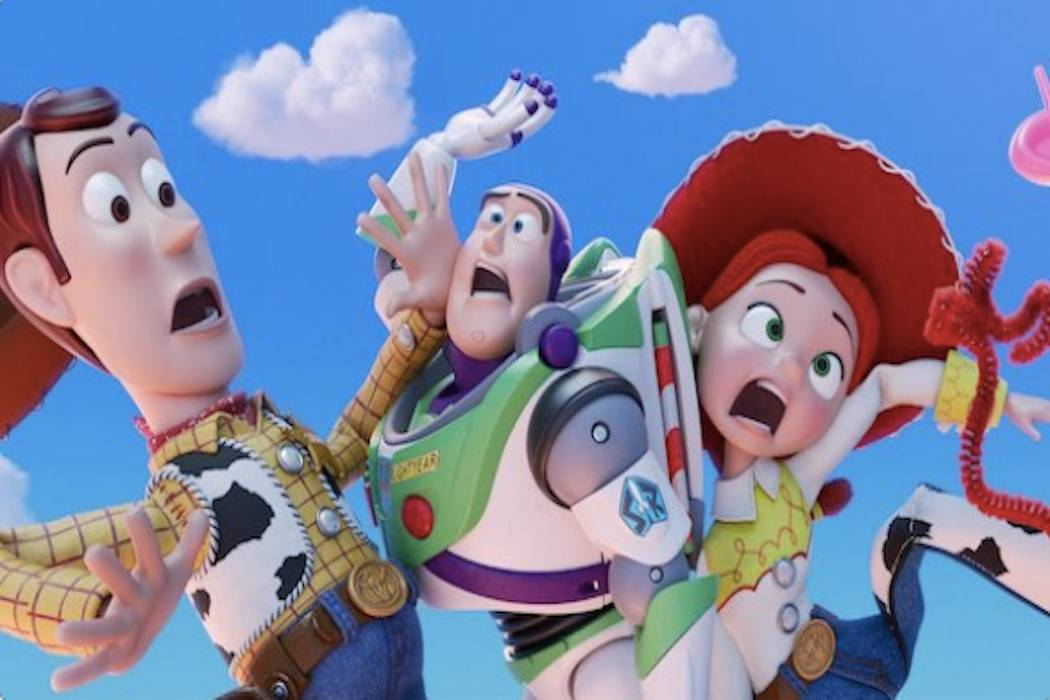"""(Screen capture/""""Toy Story 4"""" teaser trailer)"""